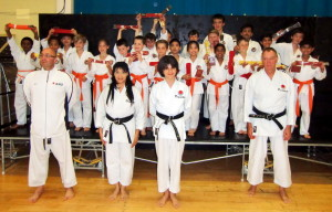 (Click to Enlarge) Bromley & South East London JKA Karate Club Very Succesfull Grading on Wednesday 2nd July 2014!