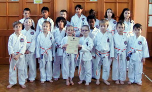 ( Click to Enlarge) Many Congratulations Bromley & South East London JKA Karate Club!