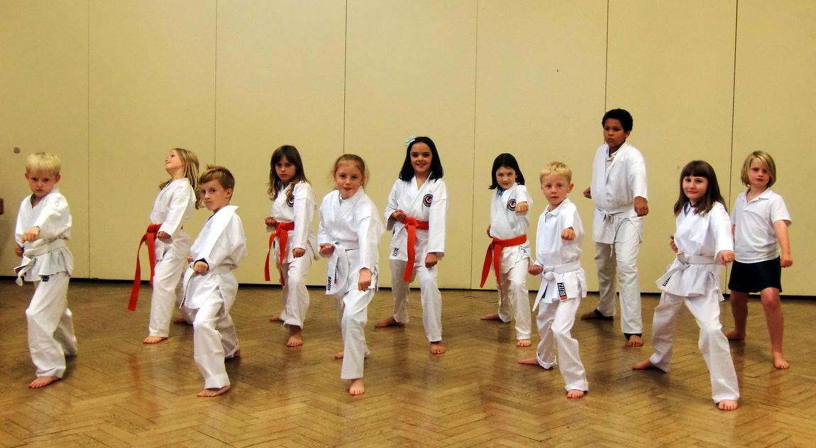 Bromley & south East London JKA Karate Club, Dojo.