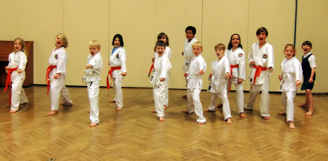 Bromley & south East London JKA Karate Club, Dojo.