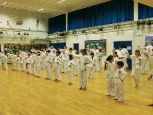 Bromley & South East London JKA Karate Club Dojo in Petts Wood
