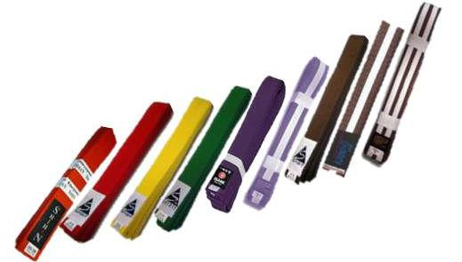 Logo slide belts