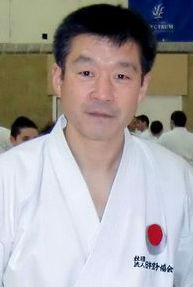 Sensei Yushinobu Ohta ( 7th Dan) JKA EnglandChief Instructor