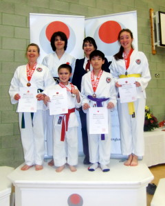 (Click to Enlarge)Bromley & South East London JKA Karate Club took part in the Four Nations Championship and brought Back Gold, Silver & Bronze Medals. We are all very proud of you!! Well Done !!!