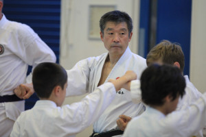 (Click to Enlarge) Bromley & South East London JKA Karate Club.