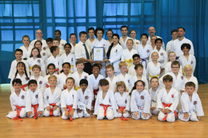 (Click to Enlarge) Wednesday 20th July 2016, Another Sizzling Summer Day & A Very Successful Grading with SENSEI OHTA (7th Dan), JKA England Chief Instructor!! Many Thanks to SENSEI OHTA for the Brilliant & SuperbTraining Sessions, WHICH WAS ATTENDED BY MORE THAN 50 STUDENTS. Everyone worked very hard & showed a Great Determination to perform at a High Standard. Well Done Everyone! You all lived up to the Club's Award. MANY CONGRATULATIONS & KEEP TRAINING!!!