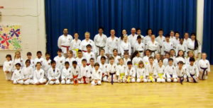 Brilliant Special Training Session with the Head of JKA England Sensei Adel Ismail (6th Dan).
