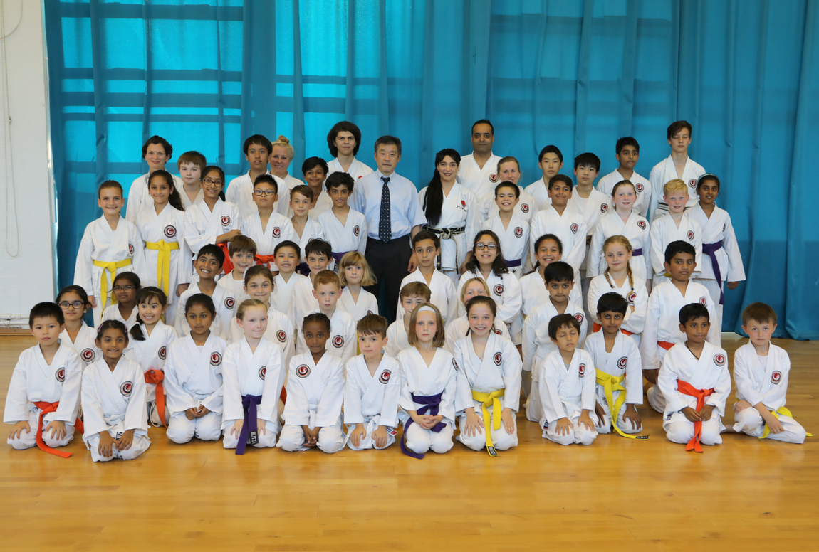 (Click to Enlarge) Friday 21st July 2017, Another Hot Summer Day & A Very Successful Grading with SENSEI OHTA (7th Dan), JKA England Chief Instructor!! Many Thanks to SENSEI OHTA for the Brilliant & SuperbTraining Sessions, WHICH WAS ATTENDED BY MORE THAN 50 STUDENTS. Everyone worked very hard & showed a Great Determination to perform at a High Standard. Well Done Everyone! ANY CONGRATULATIONS & KEEP TRAINING!!!