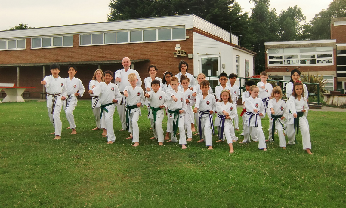 (Click to Enlarge) Bromley & South East London JKA Karate Club Summer Course, August 2017.